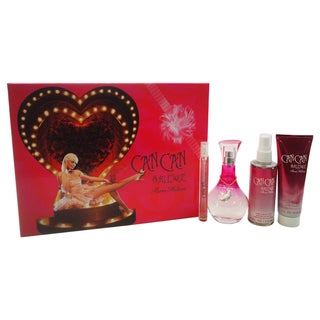 Paris Hilton Can Can Burlesque Women's 4-piece Gift Set