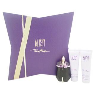 Thierry Mugler Alien Women's 3-piece Gift Set