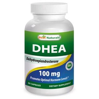 Best Naturals DHEA 100mg (60 Capsules)