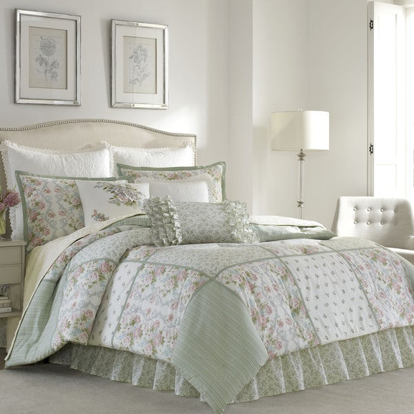 Magnificent Laura Ashley Harper Comforter Set Download Free Architecture Designs Scobabritishbridgeorg