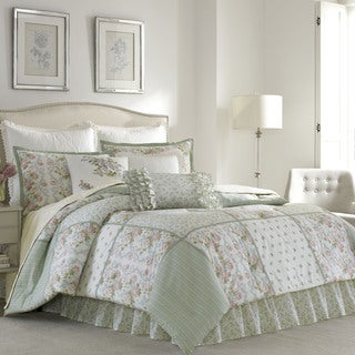 Delicieux Laura Ashley Harper Comforter Set