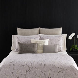 Vera Wang Home Winter Blossoms Duvet Cover