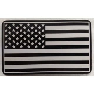 American Flag 4x6-inch Trailer Hitch Cover