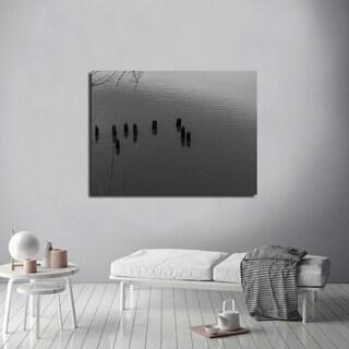 Ready2HangArt Indoor/Outdoor Wall Décor 'Distant Memories' in ArtPlexi by NXN Designs