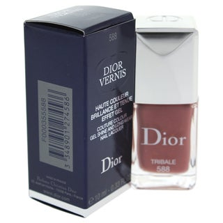 Dior Vernis Couture Colour Gel Shine and Long Wear Nail Lacquer 588 Tribale