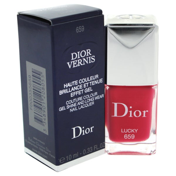 Shop Dior Vernis Couture Colour Gel Shine and Long Wear Nail Lacquer ...
