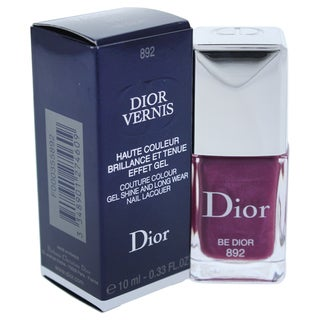 Dior Vernis Couture Colour Gel Shine and Long Wear Nail Lacquer 892 Be Dior