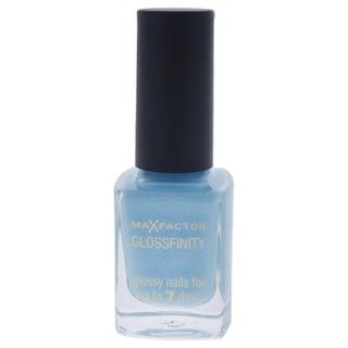 Max Factor Glossfinity Nail Polish 27 Celestial Blue