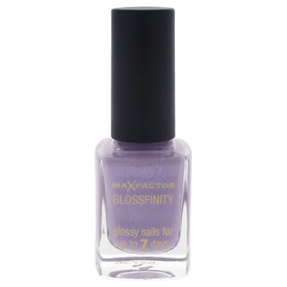 Max Factor Glossfinity Nail Polish 28 Heavenly Parme