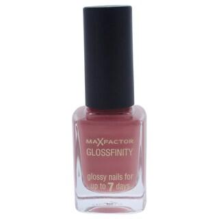 Max Factor Glossfinity Nail Polish 42 Rose Romance
