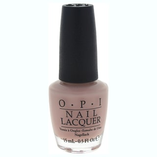 OPI Nail Lacquer T65 Put It In Neutral