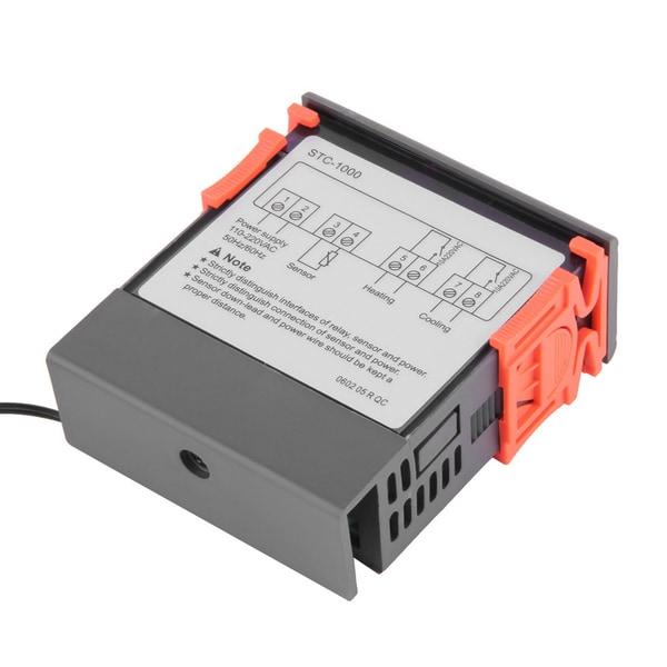 STC-1000 Digital 110-220V//AC Temperature Controller Thermostat Aquarium Sensor