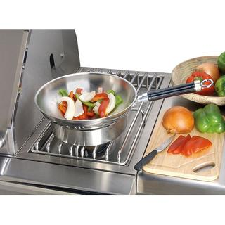Alfresco Natural Gas Double Side Burner For Freestanding Grills