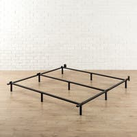 Priage Compack 7-inch California King-Size Heavy Duty Bed Frame