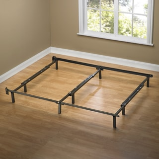 Priage Compack 9-Leg Steel Bed Frame