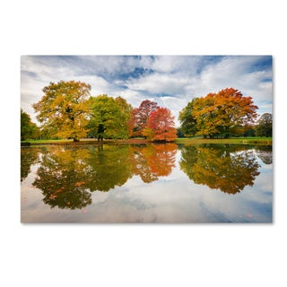 Philippe Sainte-Laudy 'Now Or Never' Canvas Art