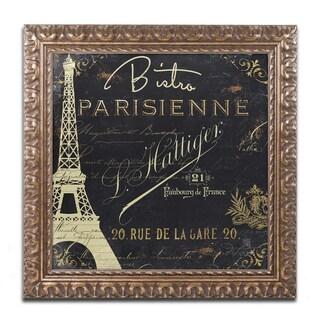 Color Bakery 'La Cuisine VI' Ornate Framed Art