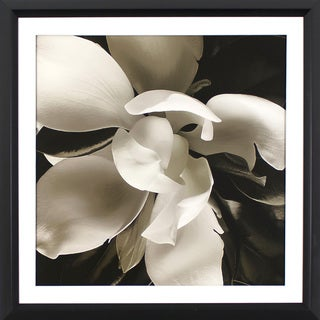 Decor Therapy 'The Unfolding Black Steel' Framed Wall Art
