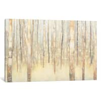 iCanvas 'Birches In Winter I' by Julia Purinton Canvas Print