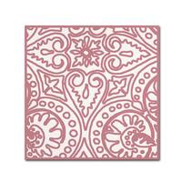 Color Bakery 'Dulce III' Canvas Art - Pink