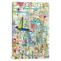 iCanvas 'Faire Surface' by Sylvie Demers Canvas Print