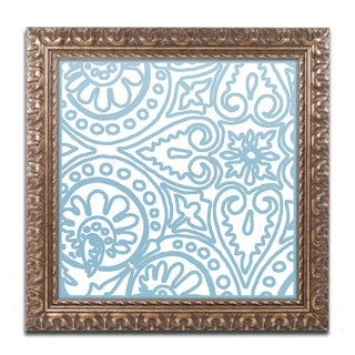 Color Bakery 'Dulce I' Ornate Framed Art