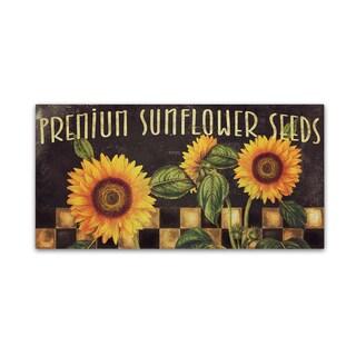 Color Bakery 'Sunflowers' Canvas Art