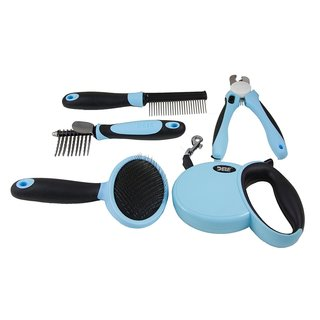 Petcessory 5-piece Pet Grooming Set