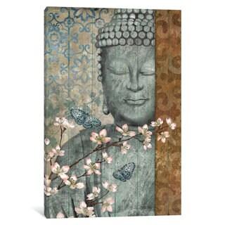 iCanvas 'Buddha' by Conrad Knutsen Canvas Print