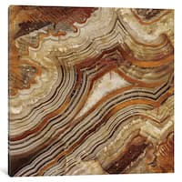 iCanvas 'Burnished Copper' by 5by5collective Canvas Print