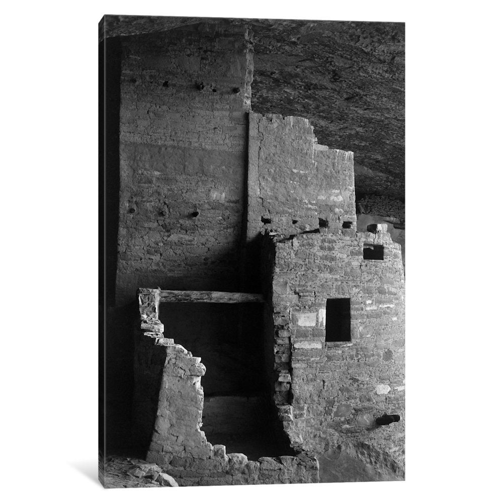 iCanvas 'Cliff Palace, Mesa Verde National Park' by Ansel...