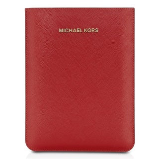Michael Kors iPad Mini Sleeve/Pouch - Red