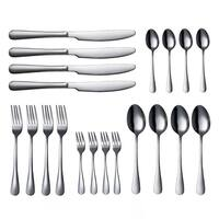 Stainless Steel 20-piece Flatware Set (Service for 4)