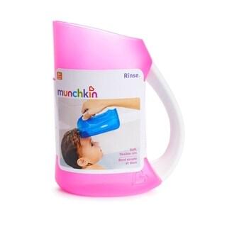 Munchkin Pink Shampoo Rinser -