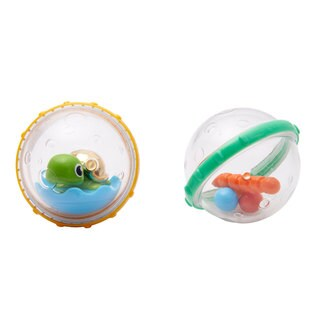 Munchkin Turtle Float and Play Bubbles Bath Toy