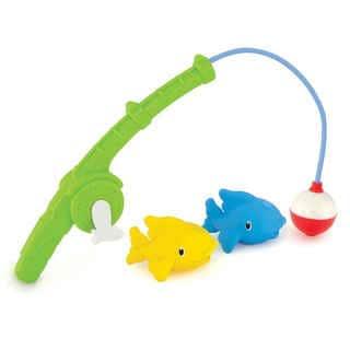 Munchkin Gone Fishin' Green Bath Toy