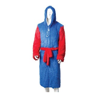Brotoga Men's American Buffalo Baller Version Robe