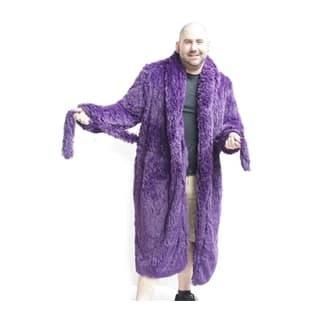 Brotoga Men's Royalty Purple Classic Version Robe|https://ak1.ostkcdn.com/images/products/14769405/P21292427.jpg?impolicy=medium