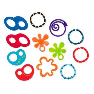 Oball 12 Linky Loops Toy