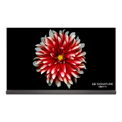 LG 65-inch Class Signature 4K HDR OLED OLED65G7P Television