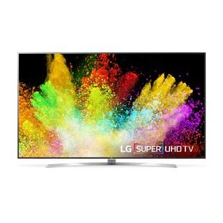 LG 75-inch Class 4K Super UHD 240HZ HDR LED 75SJ8570 Television