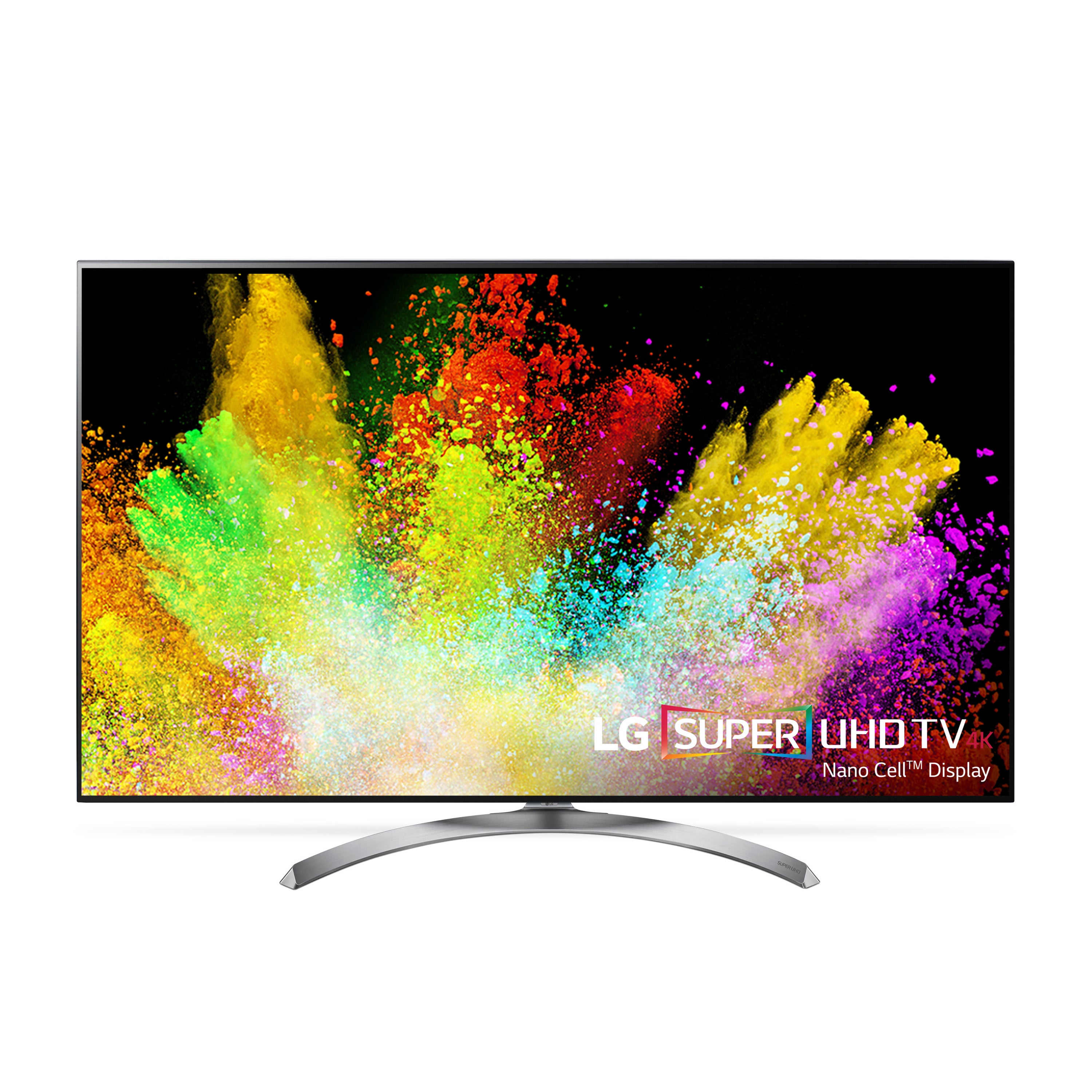 LG 55-inch Class 4K UHD 240HZ HDR LED 55JS8500 Television...