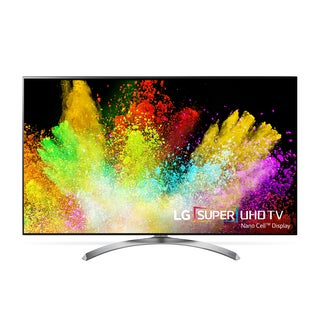 LG 55-inch Class 4K UHD 240HZ HDR LED 55JS8500 Television