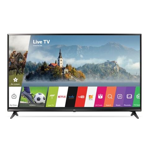 LG 55-inch Class 4K UHD 120HZ HDR LED 55UJ6300 Television