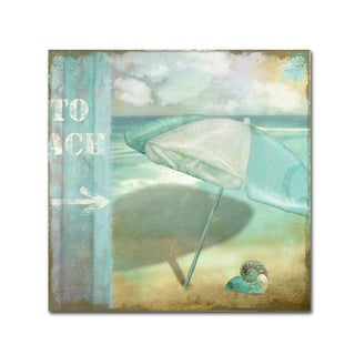Color Bakery 'By the Sea II' Canvas Art