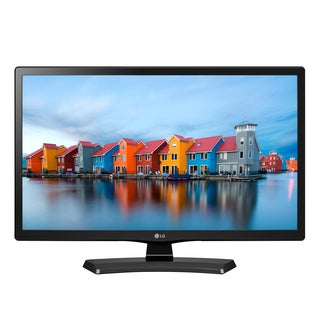LG 24-inch Class Smart LED 24LH4830-PU Television - Black