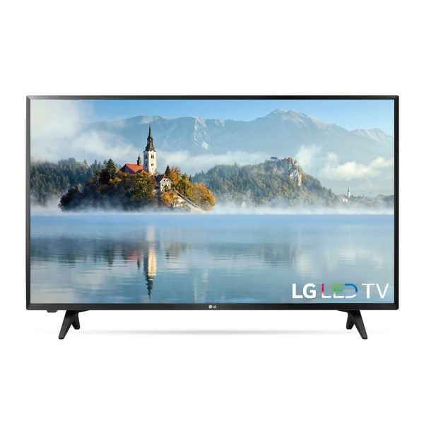 shop lg 43 inch class 1080p led 43lj5000 television free shipping