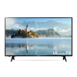 LG 43-inch Class 1080P LED 43LJ5000 Television