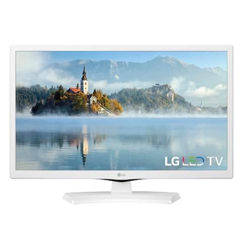 LG 24-inch Class White LED 24LJ4540-WU Television