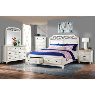 Picket House Furnishings Mysteria Bay Queen Storage Bed